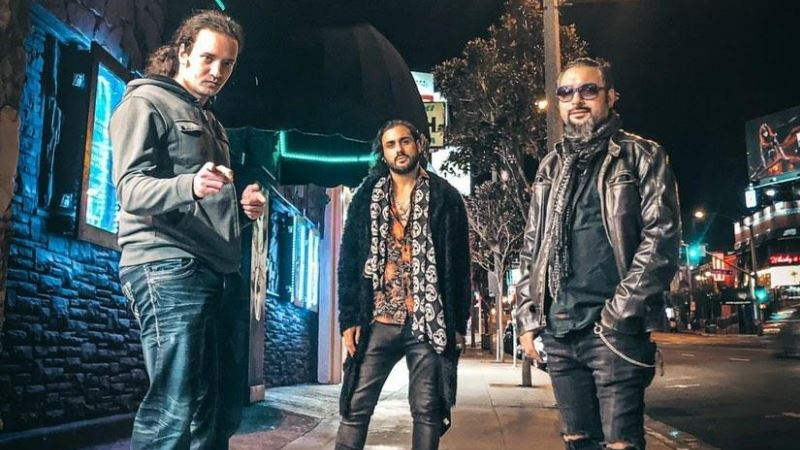"Lujuria presenta su nuevo single ""Kill The Sun"""