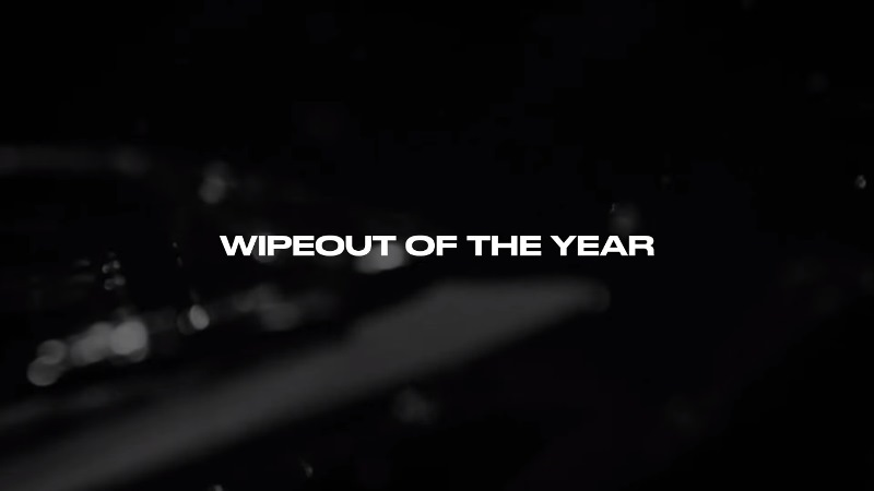 "Estos son los nominados a ""Big Wave Wipeouts Of The Year"""